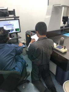 三次元測定機の勉強