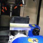 樹脂切削5軸加工
