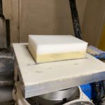 5軸 樹脂切削加工