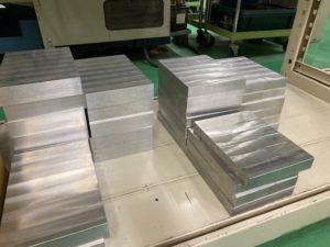3次元 金属切削加工 ADC12