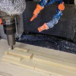 3次元樹脂切削加工