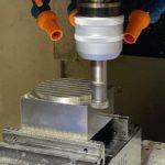 SUS 5軸金属切削加工